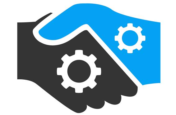 La blockchain pour rendre le commerce transfrontalier plus simple, notamment entre PME. we.trade -projet initié par KBC avec son partenaire Cegeka- est aujourd'hui opérationnel.