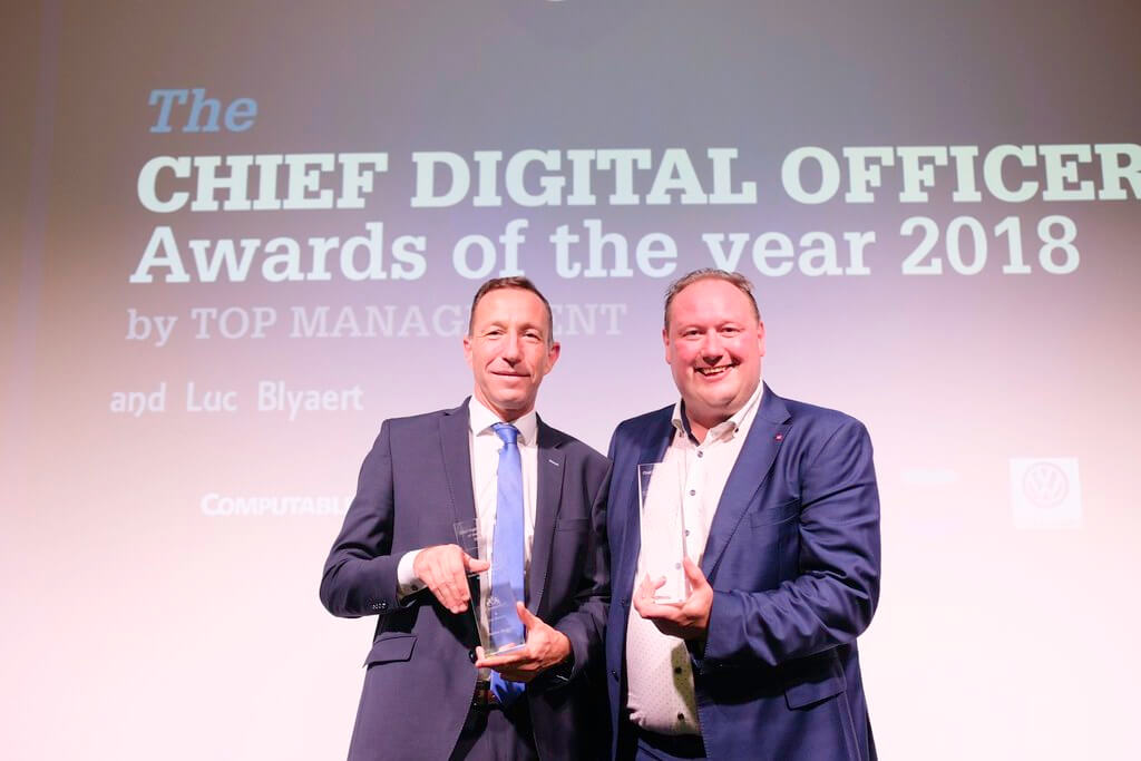 24 Octobre 2019 – Bruxelles | Chief Digital Officer (CDO) Award 2019