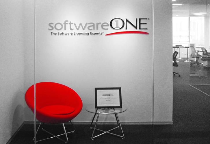 Comparex repris par le suisse SoftwareOne !