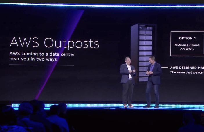 Outposts amène AWS dans votre data center !