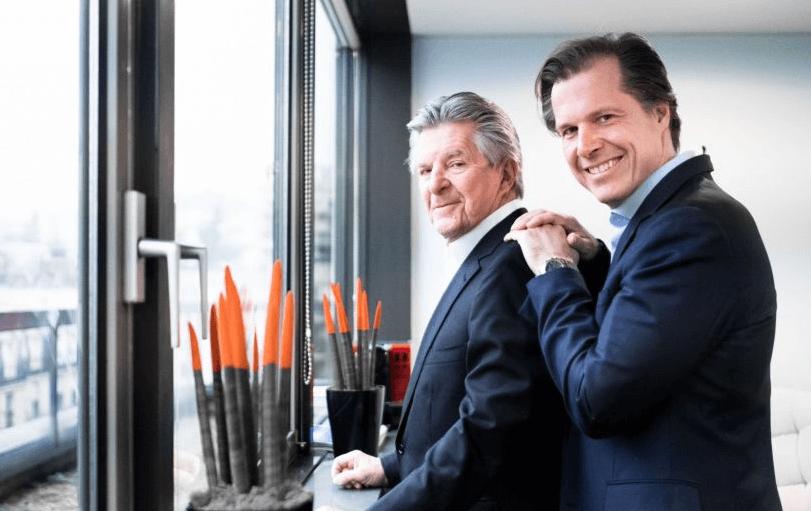 Désaveu. Jean-Louis Boiuchard, fondateur d'Econocom redevient, à 76 ans, son boss... à la place de Robert, son fils, qui quitte l'entreprise, ainsi que David Krieff.