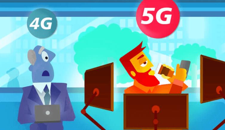 La 5G marquera notre vie autant que l'internet