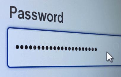 Le Belge ne possède qu'un seul mot de passe