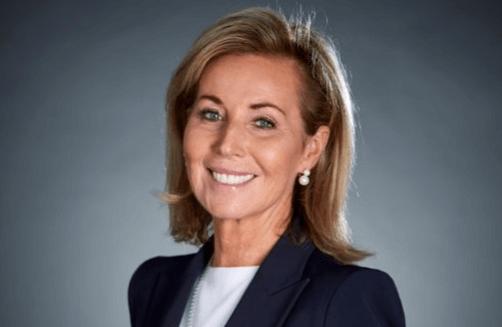 Chantal De Vrieze, Managing Director pour la Belgique et le Luxembourg. Un come-back non sans lien avec le retour aux affaires de Jean-Louis Bouchard