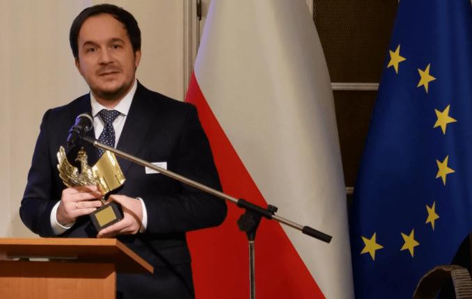 Comarch a reçu le prix Eagle of Polish Economy pour ses succès commerciaux en Belgique. Le Benelux est aujhourd'hui le troisième marché du grioupe polonais