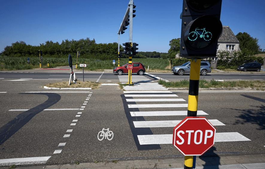 A Anvers, les feux de signalisation passent à l'IoT