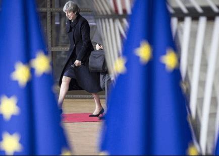 IBM avance ses scénarios pour un Brexit dur