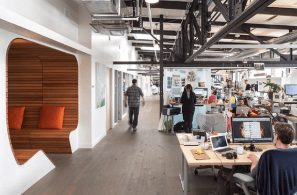Office of the future, d'abord une vision