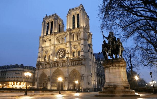 Notre-Dame de Paris sauvée par la modélisation 3D ?