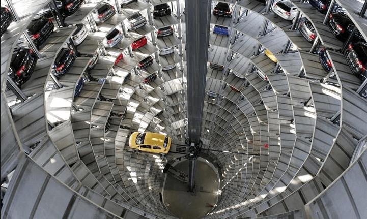 Volkswagen dans le cloud d'AWS, avec Siemens