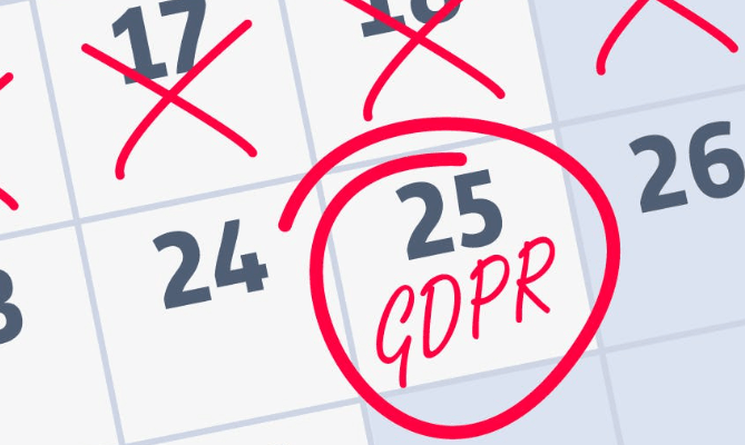GDPR, un an, bilan contrasté, tout en nuance
