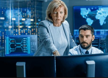 IBM QRadar permet d'analyser quasi en temps réel les données réseau et fournit un niveau avancé de détection des menaces et d'analyse.