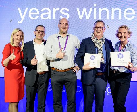 Dell Technologies Partner Awards, dix plus deux