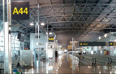 Réseau 5G ready à Brussels Airport