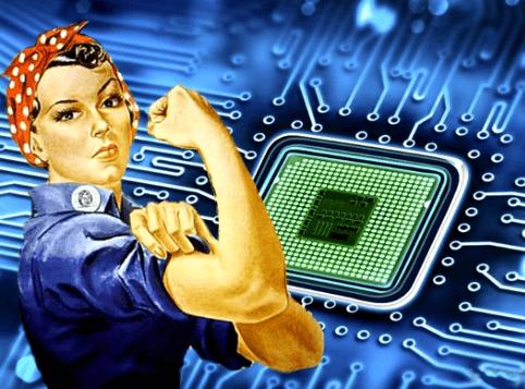 L'informatique, un métier genré, bien que...