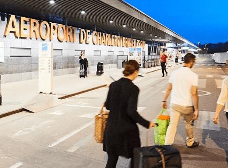 HPE et l'aéroport de Charleroi, 10 ans de confiance