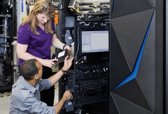 L'innovation sur mainframe en forte croissance
