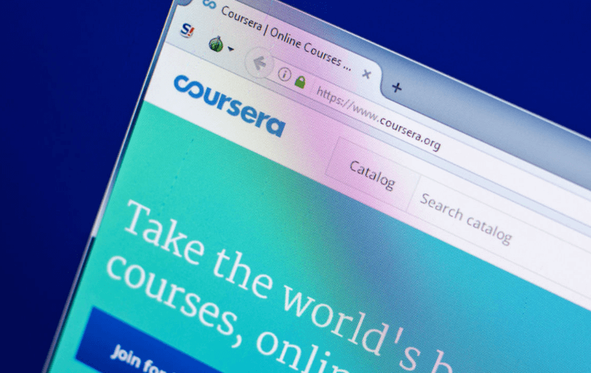 Check Point et Coursera, formations en ligne