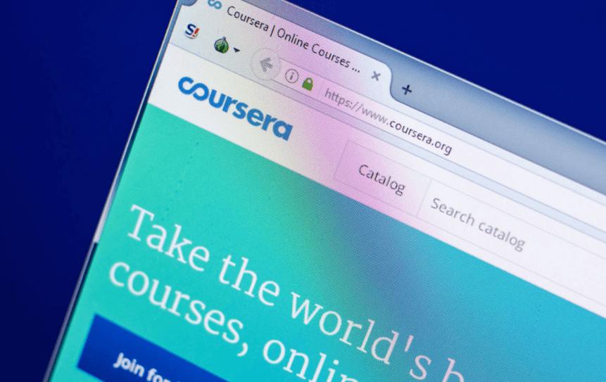Check Point et Coursera, formations en ligne