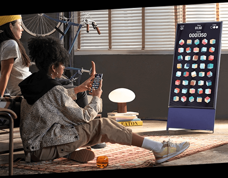 The Sero, le téléviseur façon smartphone