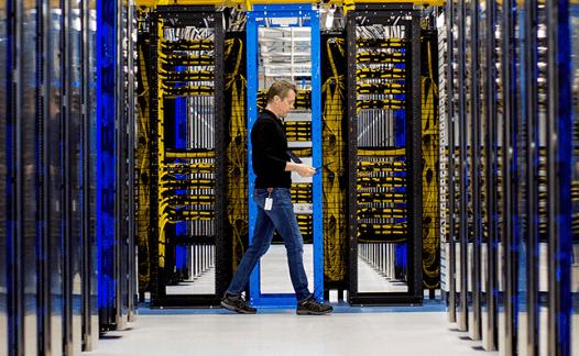 Le data center reste debout, malgré le cloud