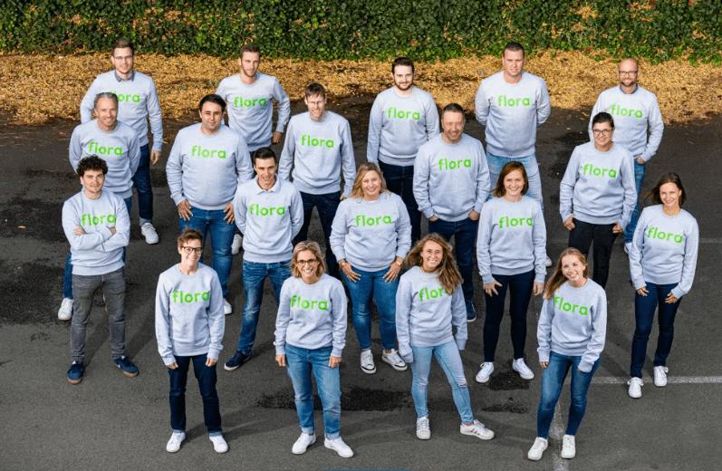 Flora, première assurance belge 100 % digitale