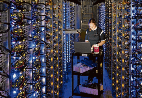 Data centres, les géographies changent…