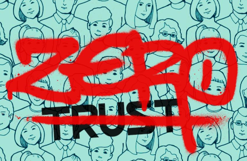 Zero Trust… La réflexion du moment