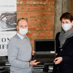 2.000 laptops ont transité via circular.brussels