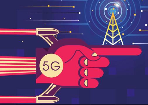 Avec la 5G, cloud et télécoms vont fusionner pour créer un univers interconnecté, qui génèrera des quantités colossales de données.