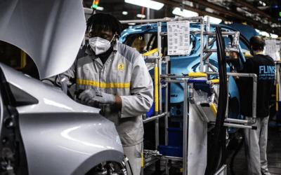 Renault roule en blockchain Hyperledger Fabric