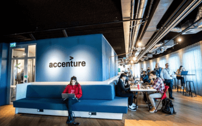 Accenture «cloud first» avec VMware