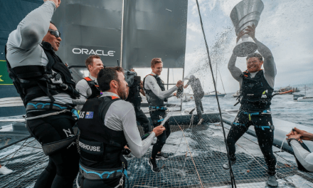 SailGP en mode Oracle Cloud Infrastructure