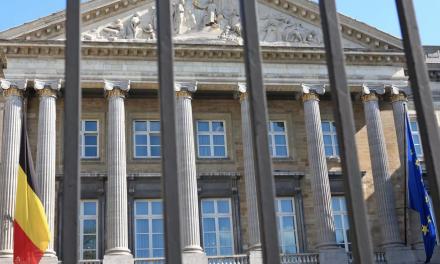 GDPR, la Belgique dans le viseur européen